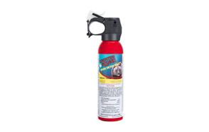 counter assault 8.1oz bear deterrent spray