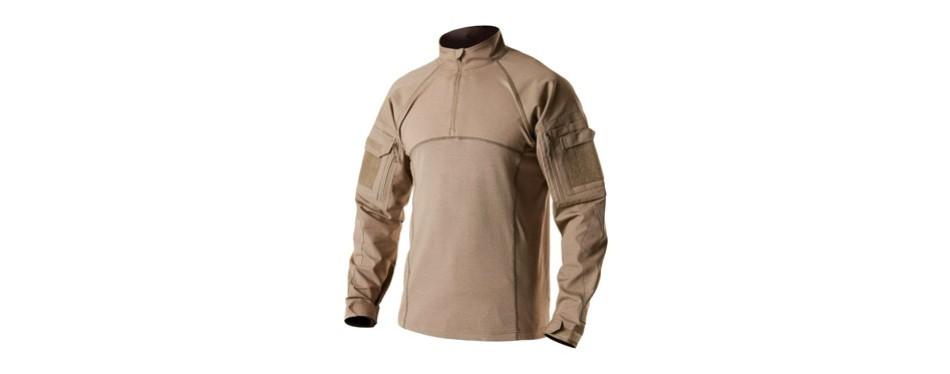 cqr performance combat military shirt