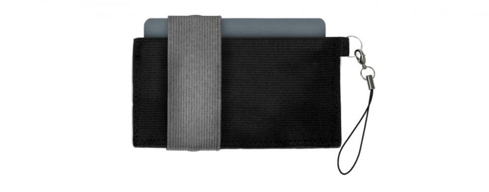 crabby gear wallet – minimalist men's design