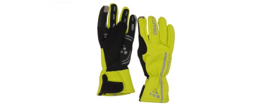 craft sportswear siberian glow gloves
