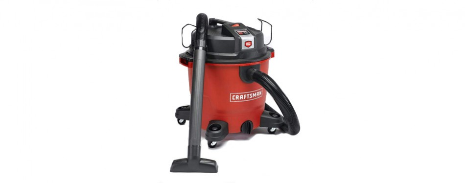 craftsman xsp 12 gallon 5.5 peak hp wet/dry vac