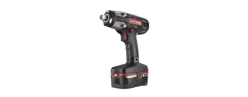 craftsman 1/2 inch cordless impact wrench