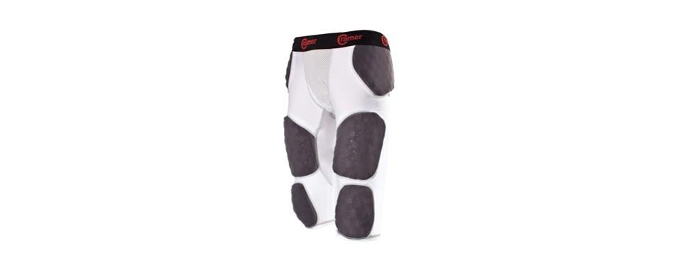 cramer skill 7 pad football girdle