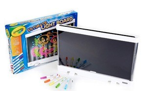 crayola ultimate light board drawing tablet