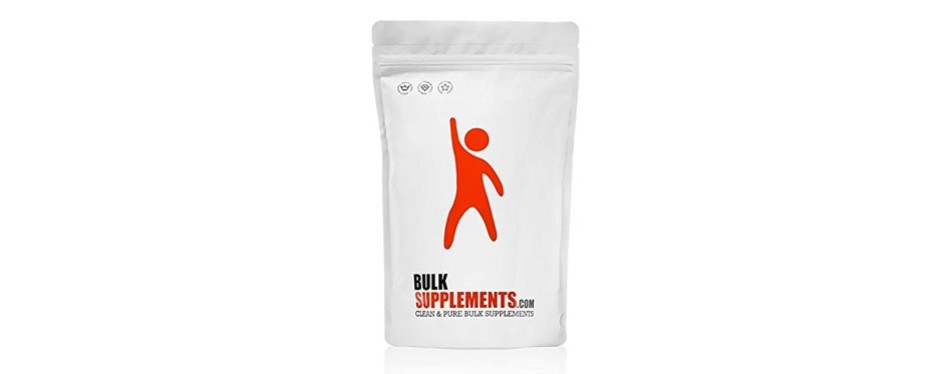 creatine monohydrate powder micronized by bulksupplement