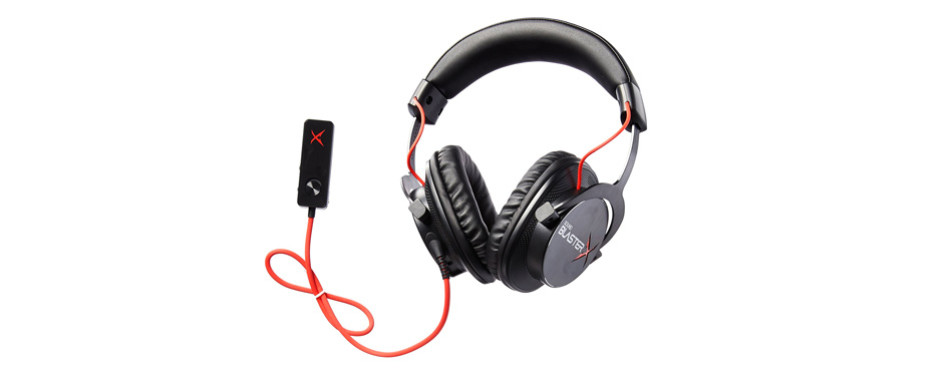 Creative Sound BlasterX H7 Gaming Headset
