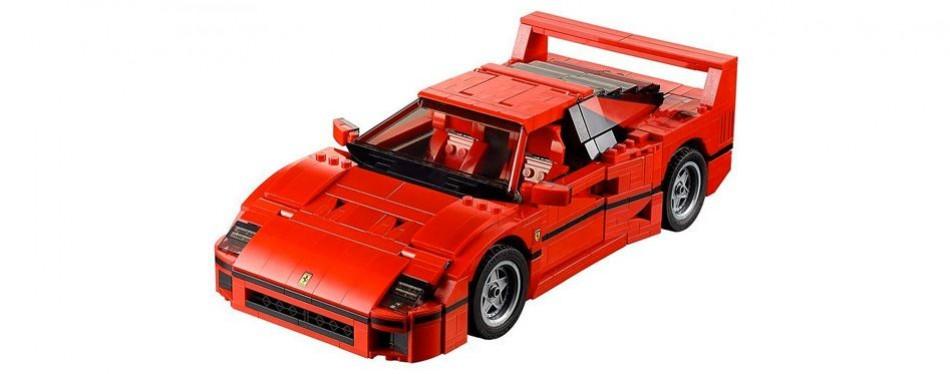 creator expert ferrari lego car