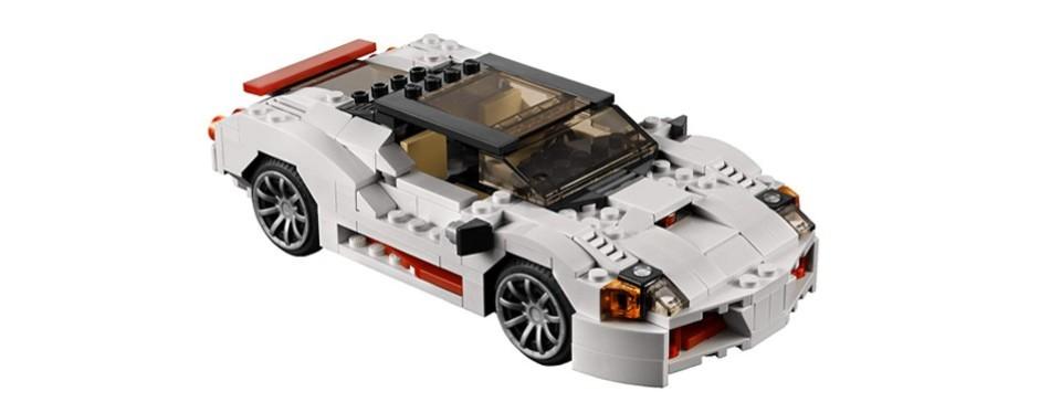 creator highway speedster lego car