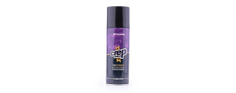 crep protect, the art of spray