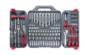 crescent 170 pc. general purpose tool set