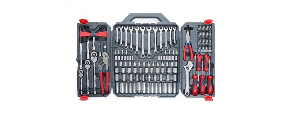 crescent mechanic tool set