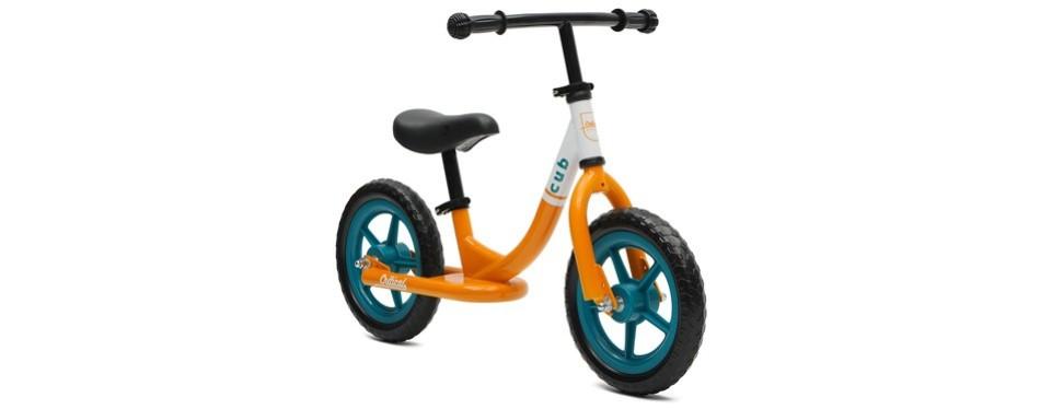 critical cycles cub kids balance bike