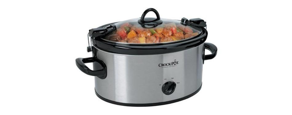 crock-pot n carry six quart model