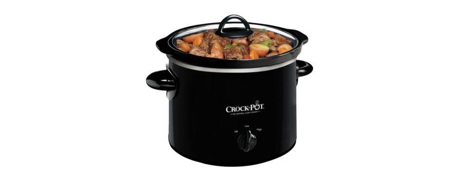 crock-pot round mini cooker