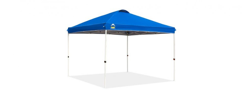 crown shades 10x10 outdoor pop up folding canopy