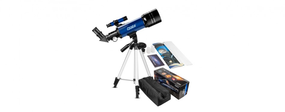 cssea 70mm telescope for kids
