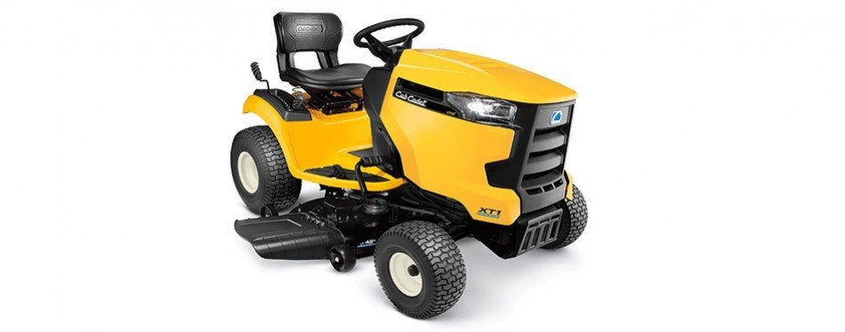 "cub cadet xt1 lt42"" riding lawn mower"