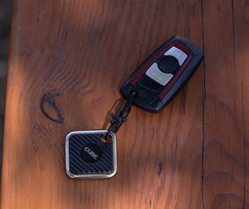 cube pro key tracker