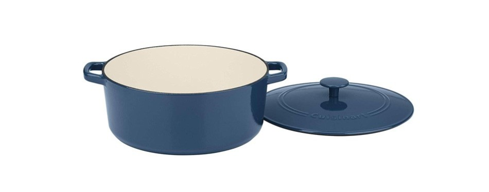 cuisinart ci670-30bg 7 qt round dutch oven