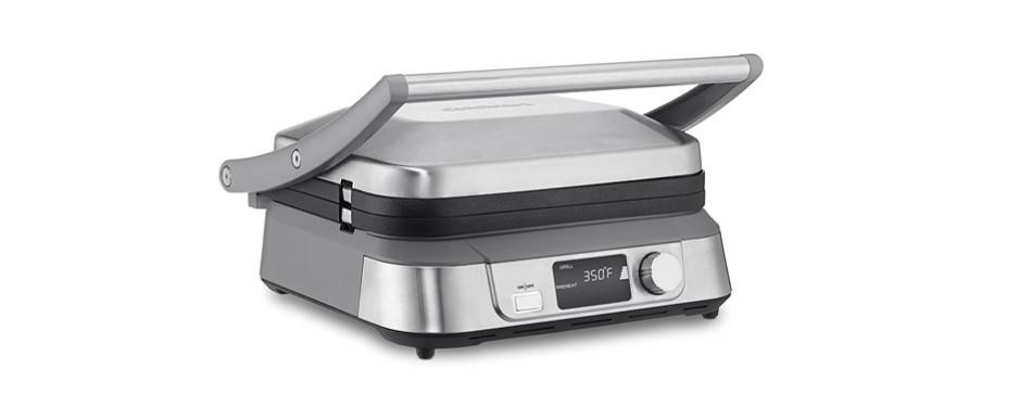 cuisinart gr-5b series griddler five panini press