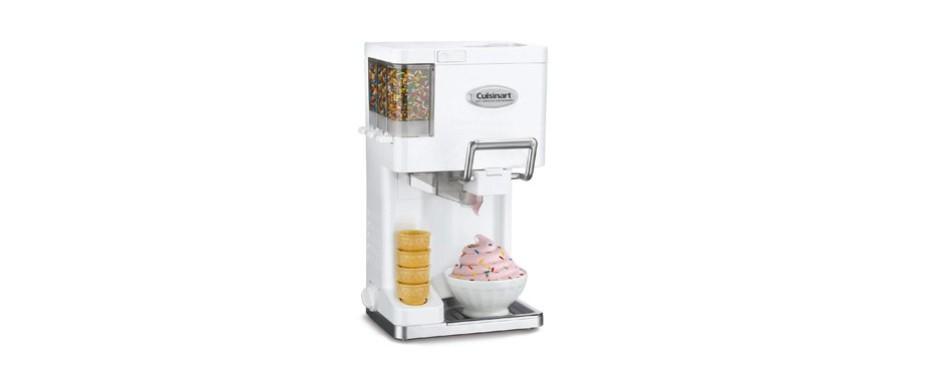 cuisinart ice-45 mix it in soft serve 1-1/2-quart ice cream maker