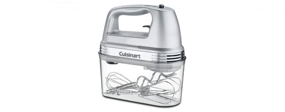 cuisinart power advantage plus handheld mixer