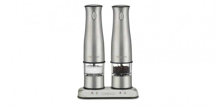 Cuisinart Salt And Pepper Mills