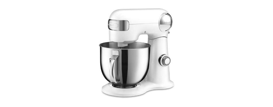 cuisinart sm-50 5.5 quart stand mixer