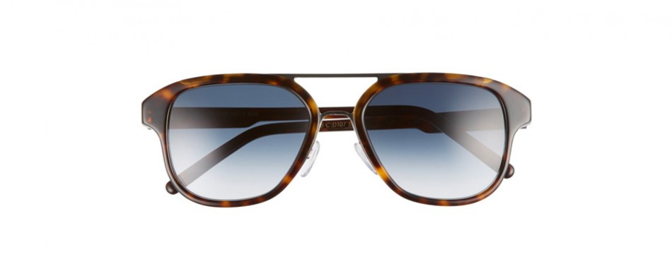cutler and gross 55mm polarized aviators