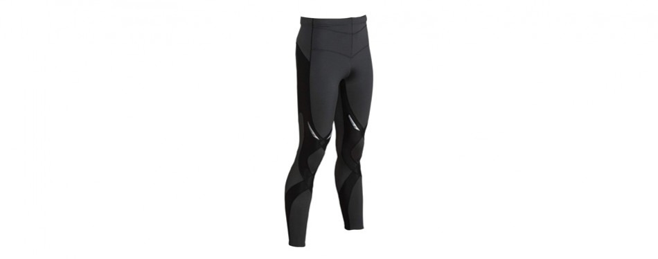 cw-x men's stabilyx high-performance compression sports tights