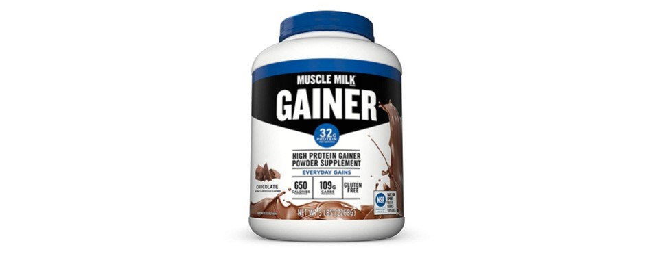 cytosport monster milk gainer supplement