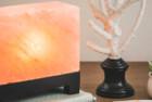 d'aplomb natural himalayan salt lamp
