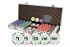 da vinci professional poker set