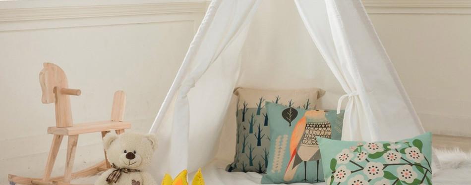 dalos dreamer indoor canvas teepee tent