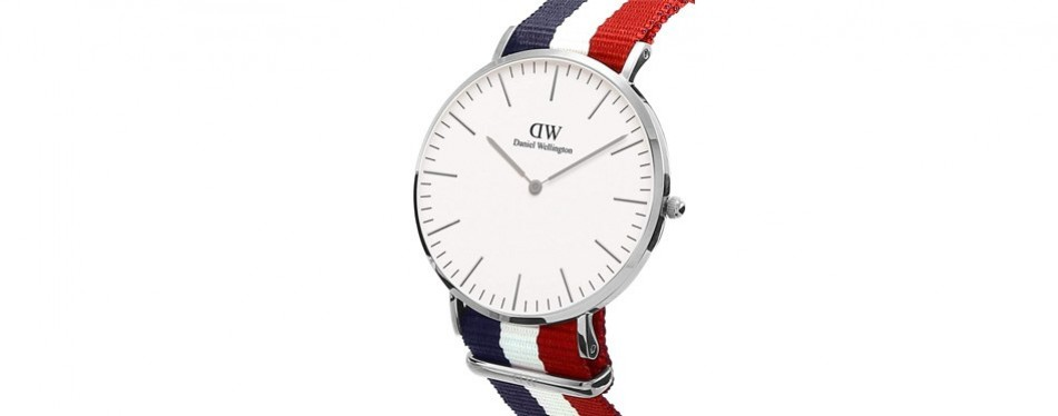 daniel wellington cambridge watch