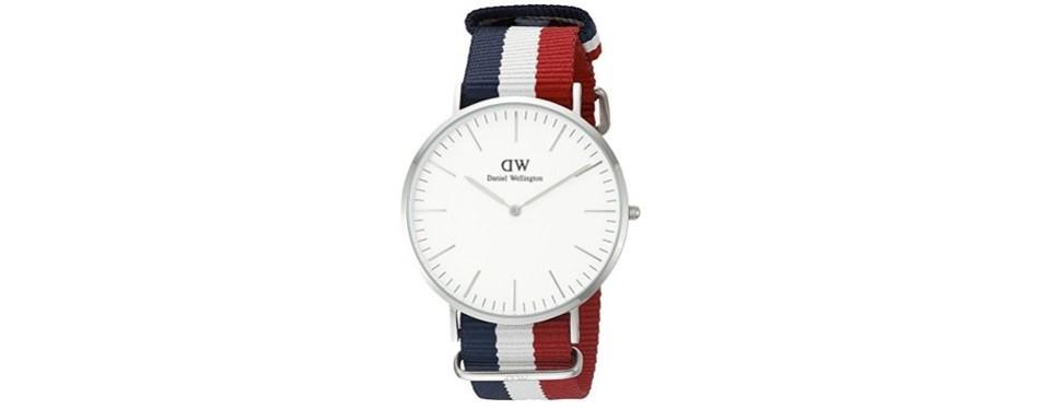 daniel wellington cambridge watch