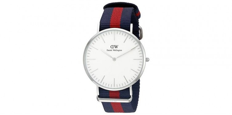 0201DW Oxford Stainless Steel Watch