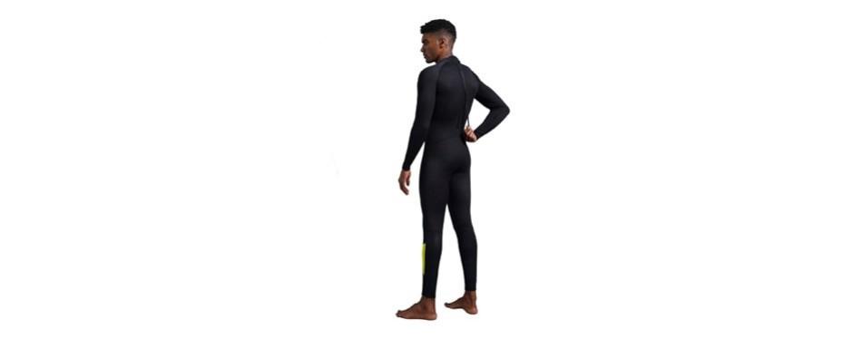 dark lightning premium cr neoprene wetsuit