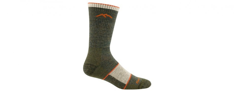 darn tough men's merino wool hiking socks