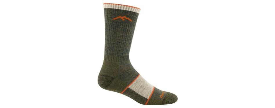 darn tough men's merino wool hiking socks