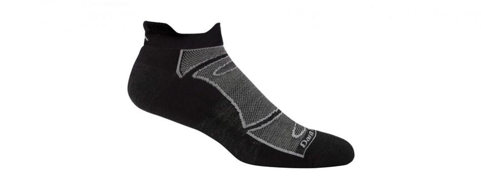 darn tough merino wool cushion athletic no show socks