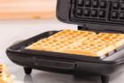 dash no mess belgian waffle maker