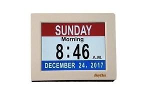dayclox memory loss digital calendar day cycle clock