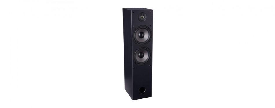 dayton audio t652 tower speaker pair