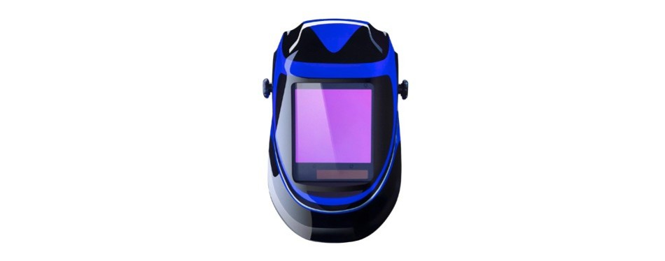 deko pro solar powered welding helmet