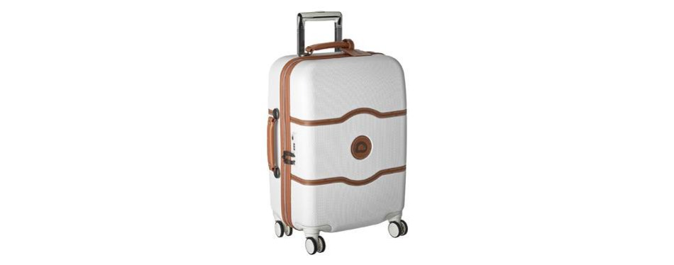 delsey paris chatelet hard+ carry on