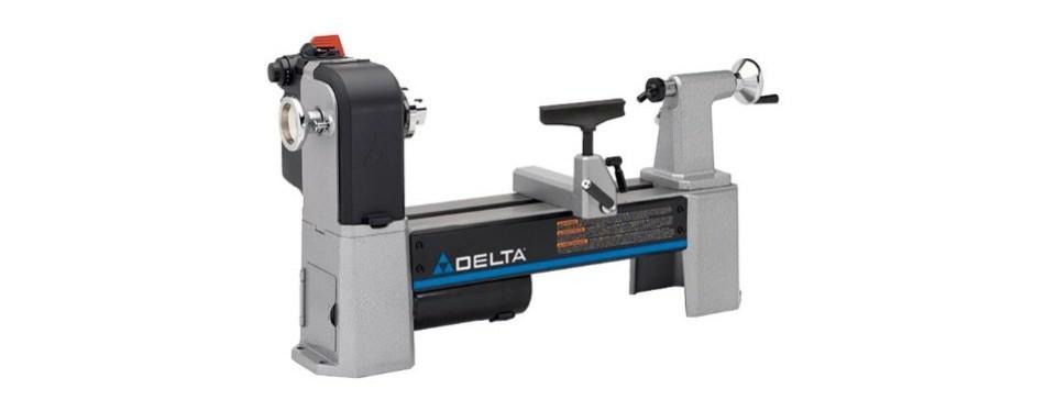 delta industrial variable-speed midi lathe