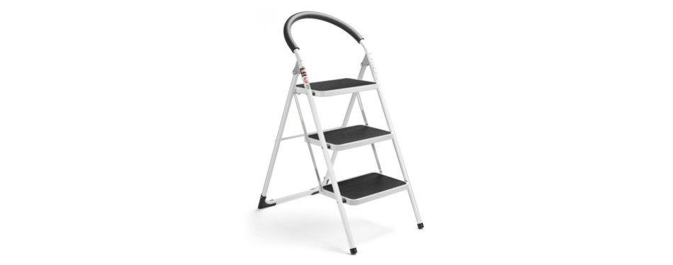delxo 3 step ladder