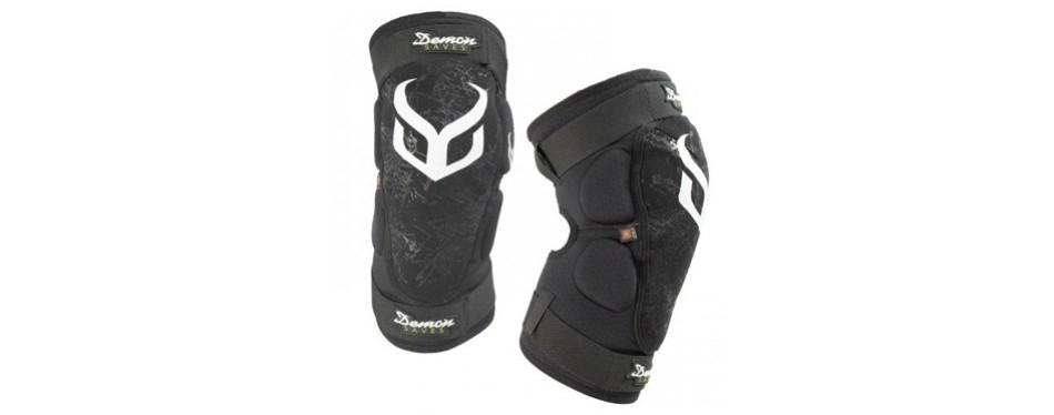 demon hyper x d30 mountain bike knee pads
