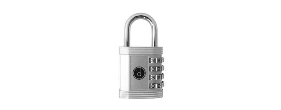 desired tools 4-digit combination lock